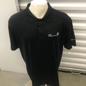 Nike Dri-Fit BMW Championship Polo  Men's XL